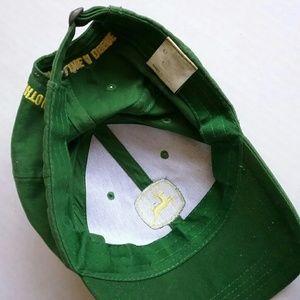 John Deere Accessories - John Deere Owner's Edition Green Baseball Hat
